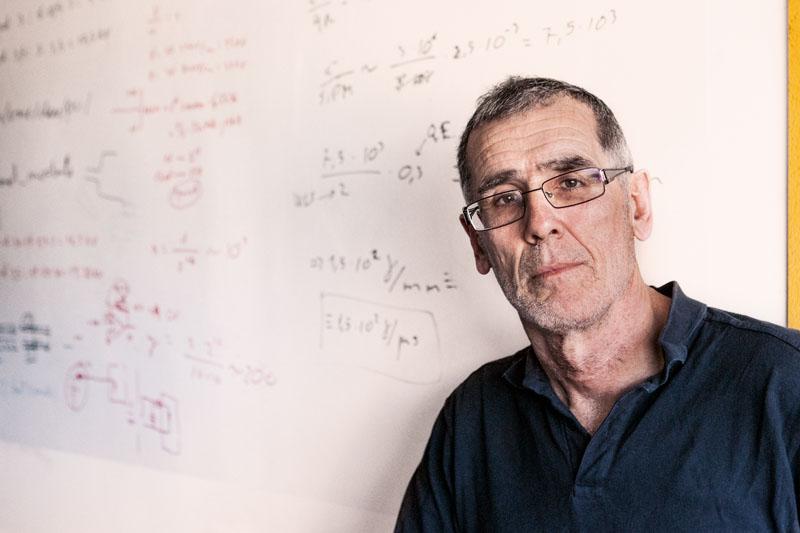 neutrino, origen del universo en aragon