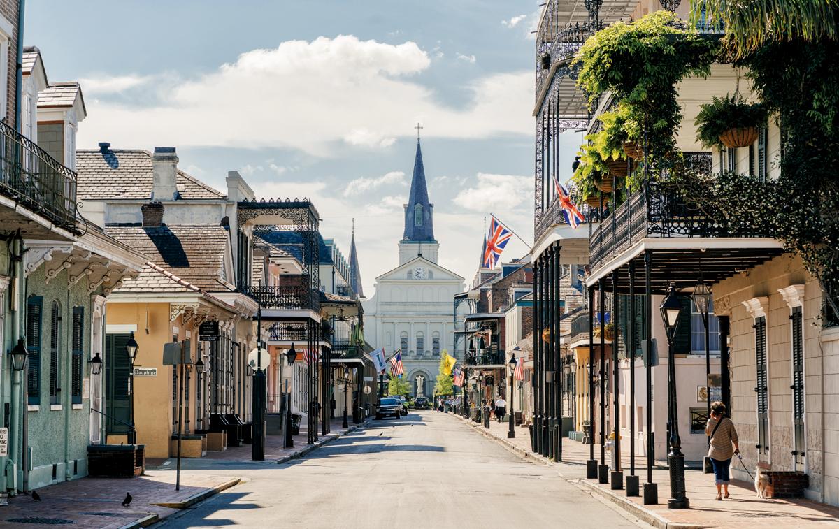 Nueva Orleans El Nuevo Destino Cool