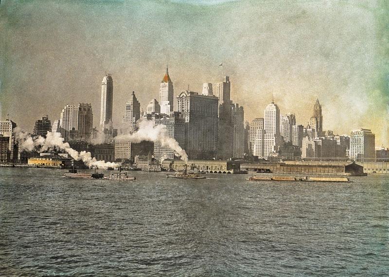 Gracias al vapor, los barcos de pasajeros fueron recortando la ruta del Atlántico. En 1830, entre Inglaterra y Estados Unidos se tardaban 15 días y 23 horas. Un siglo más tarde apenas 4 días y 17 horas.