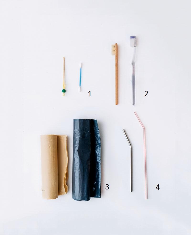consejos para vivir sin plastico
