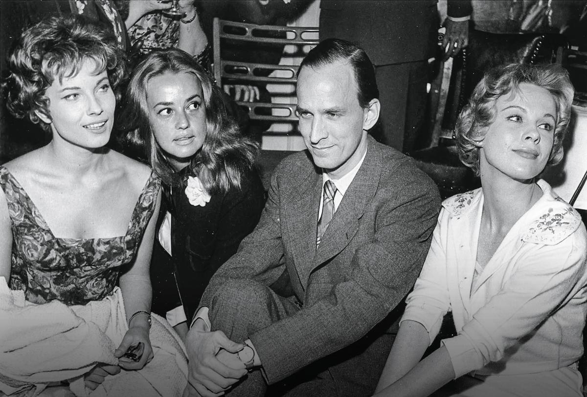 Resultado de imagen para Un galán llamado Ingmar Bergman