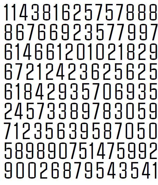 numeros criptografos