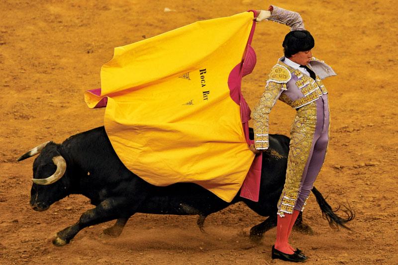 andres roca rey, torero