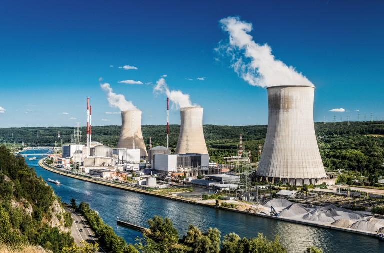 Resultado de imagen de Centrales nucleares