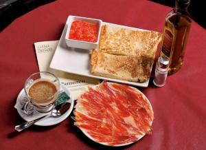 Desayuno Lole Montoya