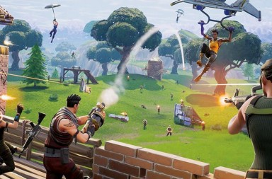 ¿Por qué arrasa 'Fortnite'?