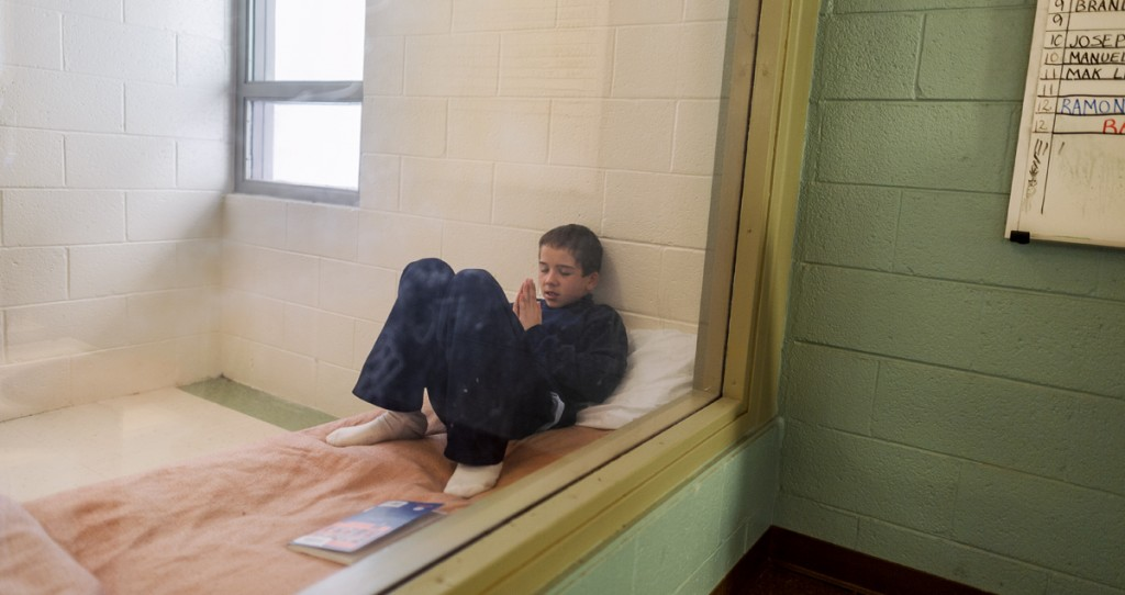 carcel con 13 anos