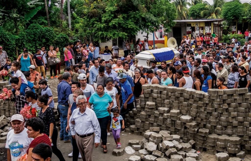Revolución en Nicaragua