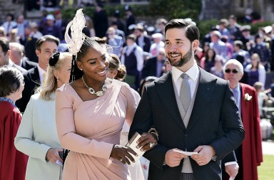 tenista serena williams y su marido