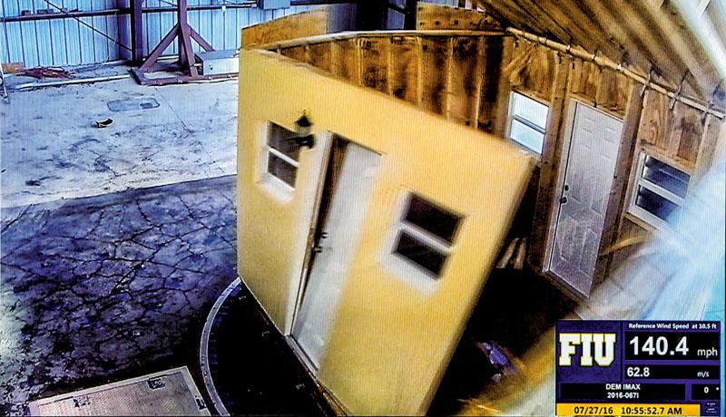 ventilador simulador de huracanes