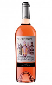 Perelada Collection Rose, vino para brochetas de cerdo