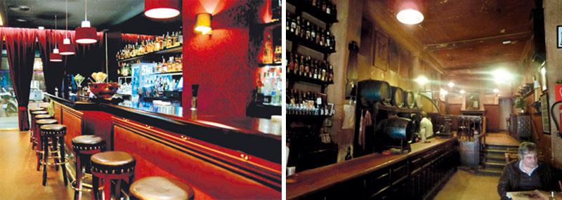 bartenders, cocteles