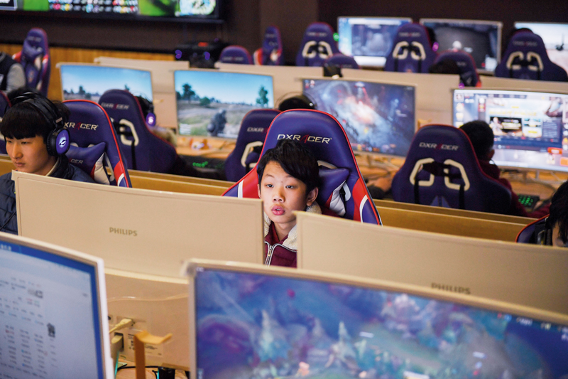 fortnite videojuego gamers