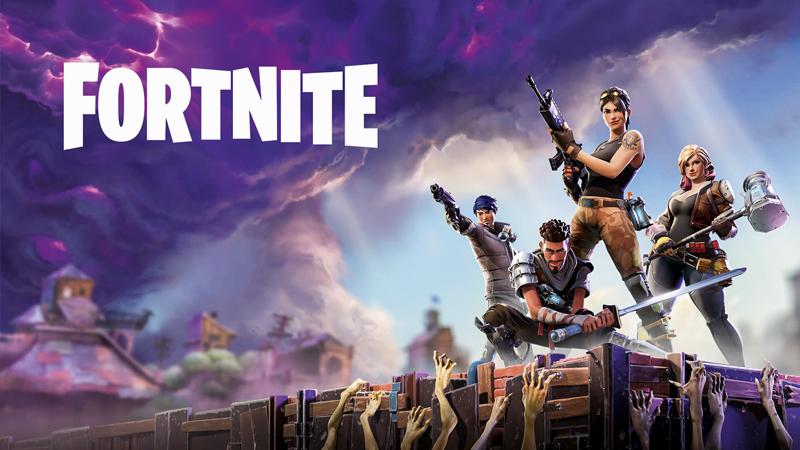 videojuego Fortnite