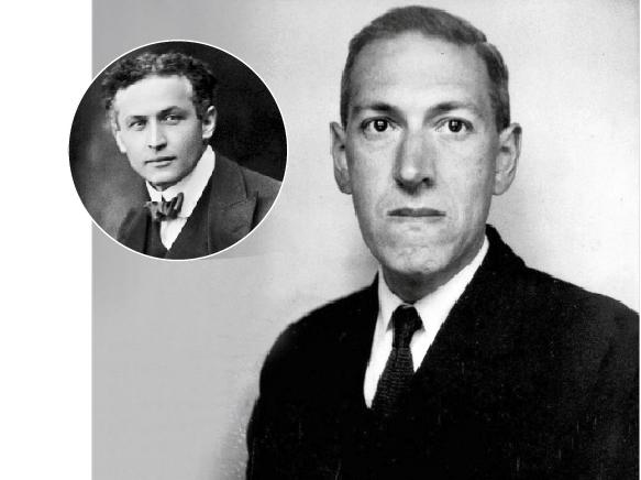 Lovecraft y Houdini