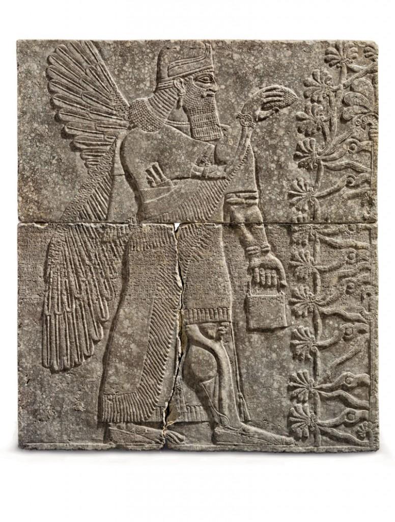 Assyrian relief(1)