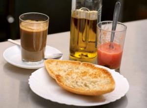 Desayuno Antonio de la Torre