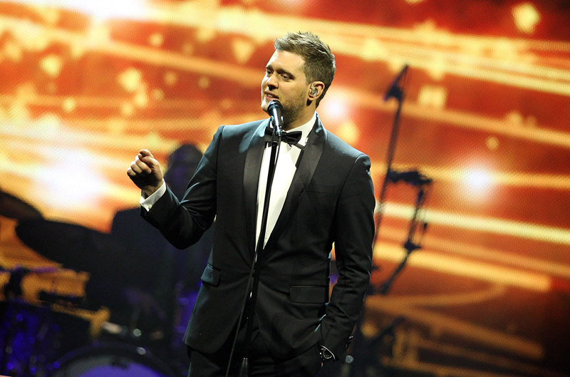 Michael Buble hijo cancer