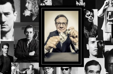 Michael Ovitz representante Hollywood