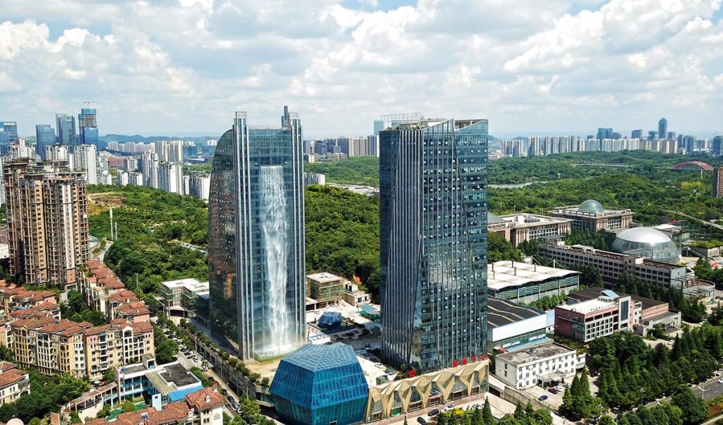 arquitectura en China
