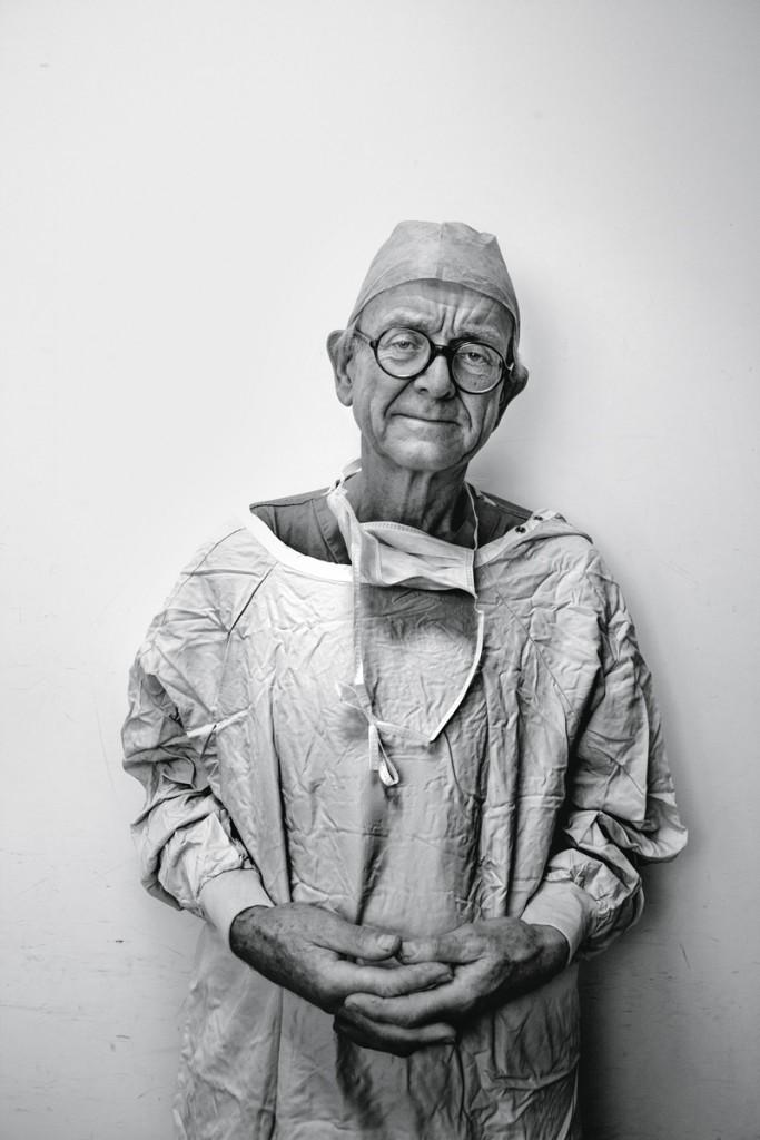 Henry Marsh neurocirujano
