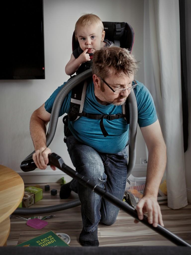 igualdad en el hogar