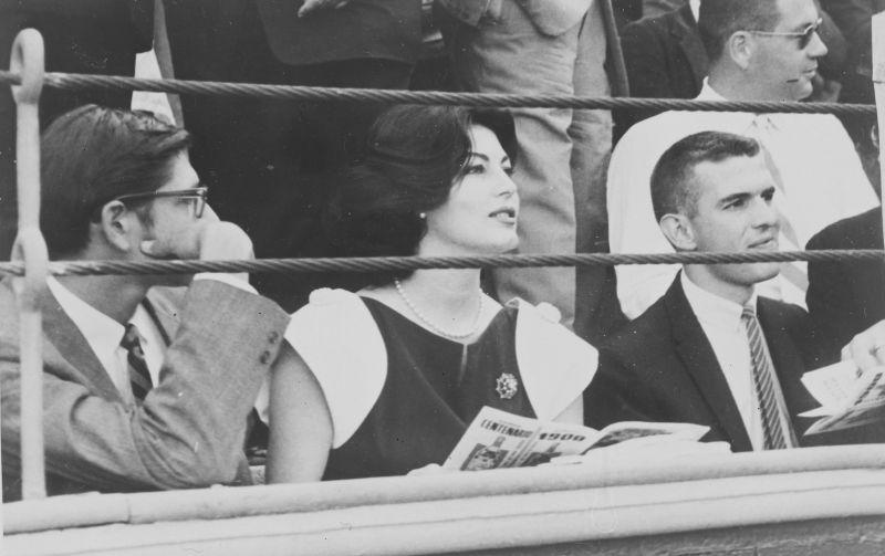 Ava Gardner y los hombres espana