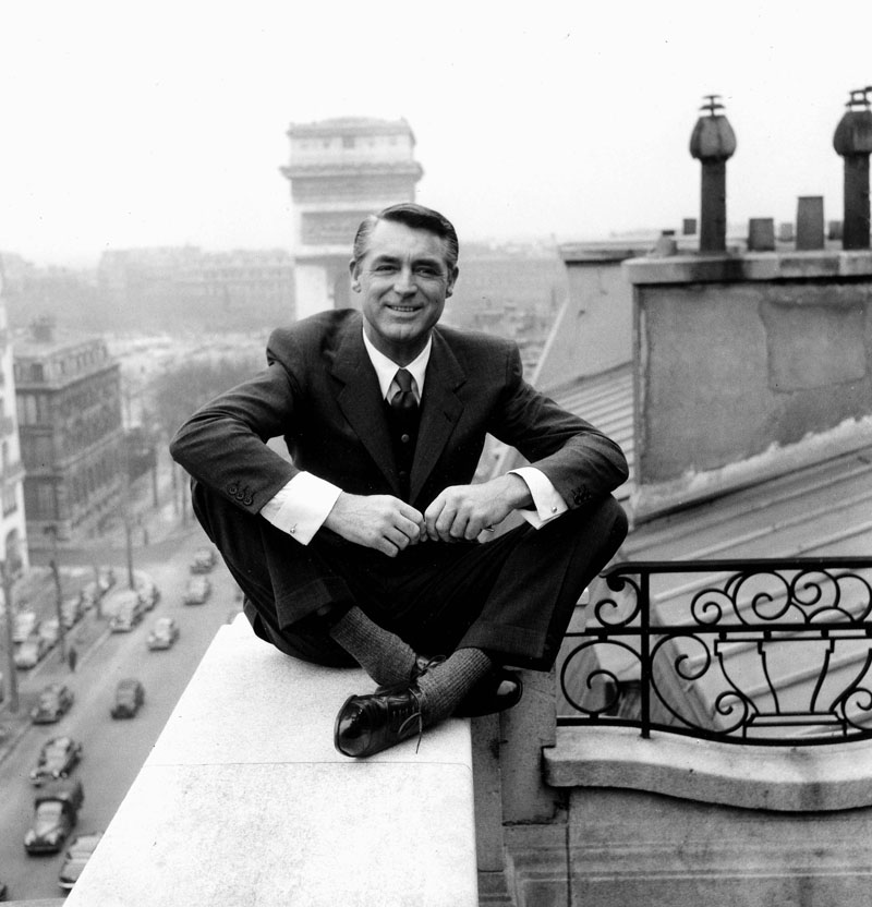 Cary Grant Hollywood alucinaba
