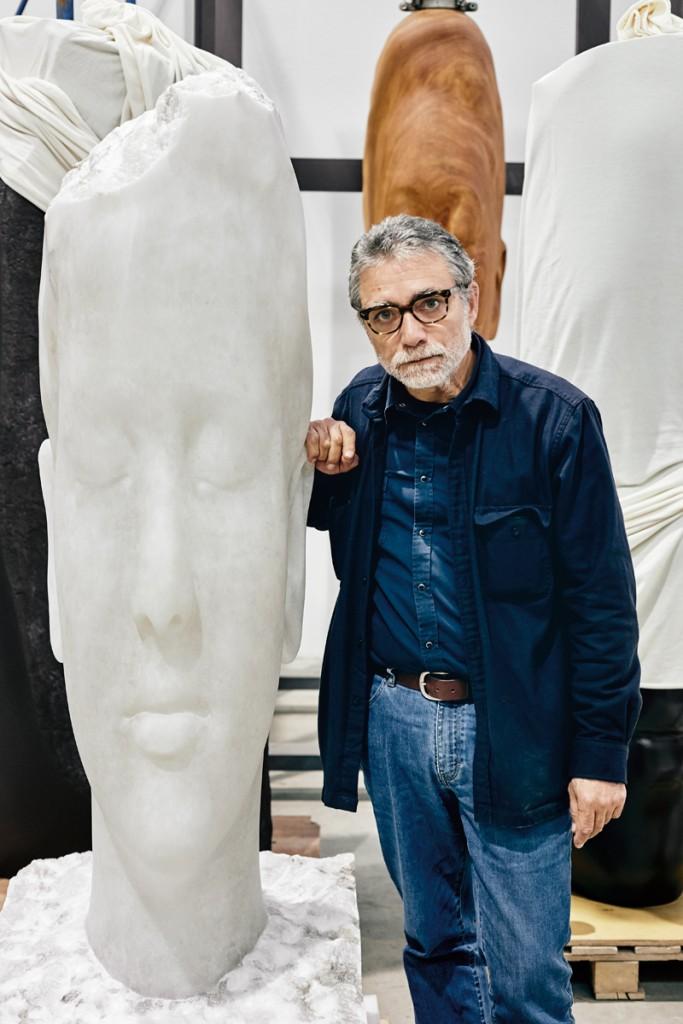 Jaume Plensa escultor