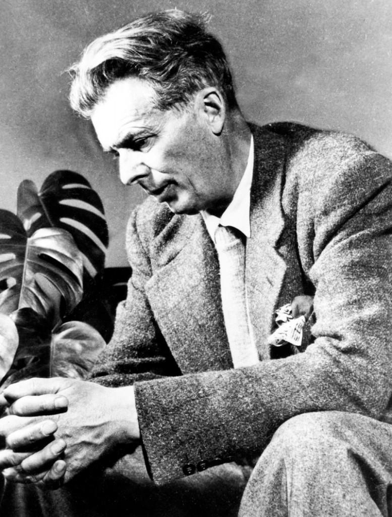 Aldous Huxley lsd