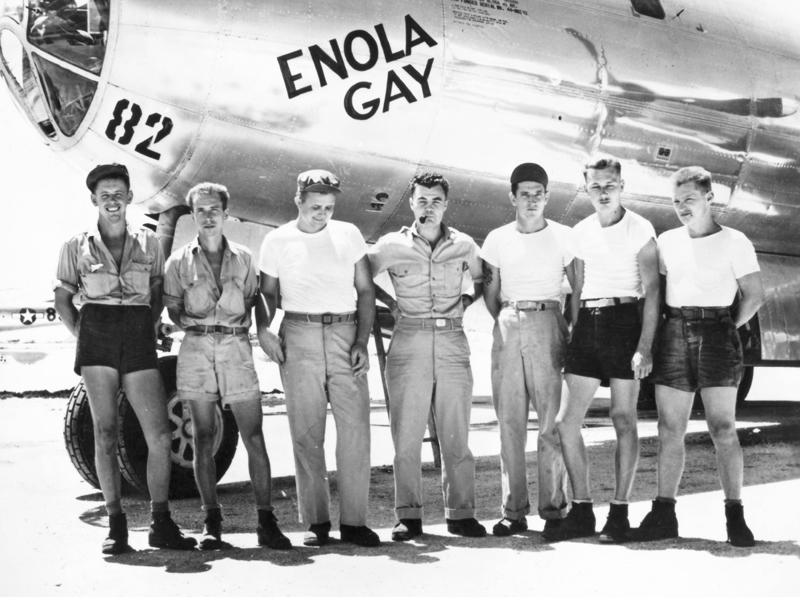 6 y 9 de agosto 1945: Bombardeos atomicos sobre Hiroshima y Nagasaki