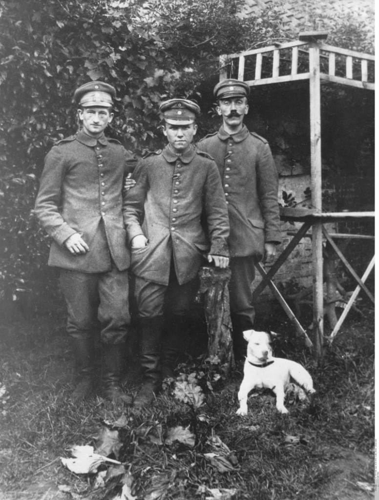 Adolf Hitler judio primera guerra mundial