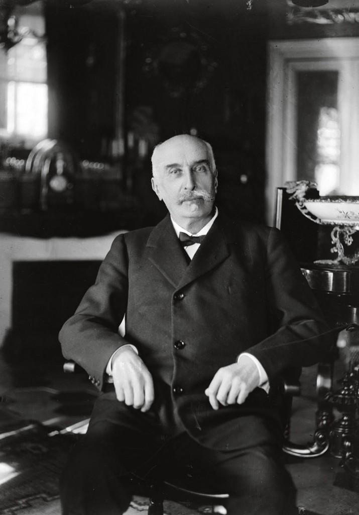 El politico italiano Giovanni Giolitti Giovanni Giolitti
