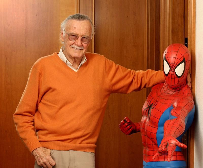 stan lee, spider-man