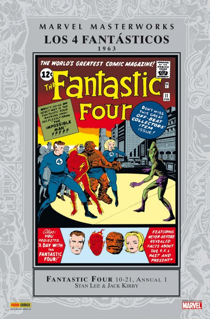 stan lee, los cuatro fantasticos