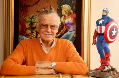 stan lee, spider-man