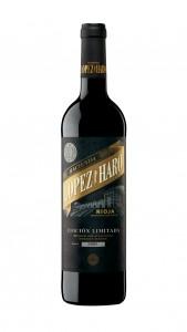 vino hacienda lope de haro
