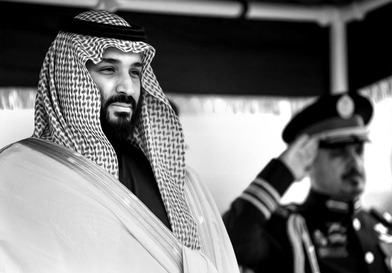 Príncipe Arabia Saudi Mohamed bin Salman