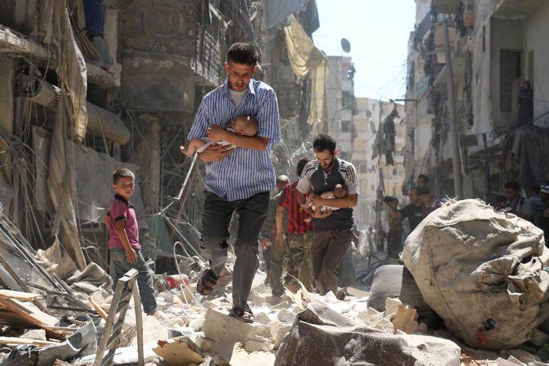 Guerra de Siria Carla del Ponte