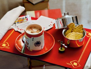Desayuno Enrique de Leon