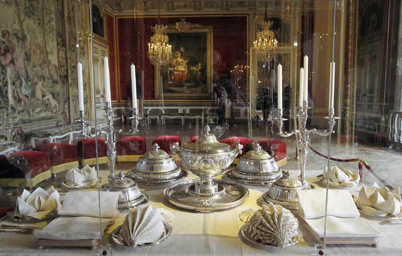 Luis XIV rey que cambió la gastronomía