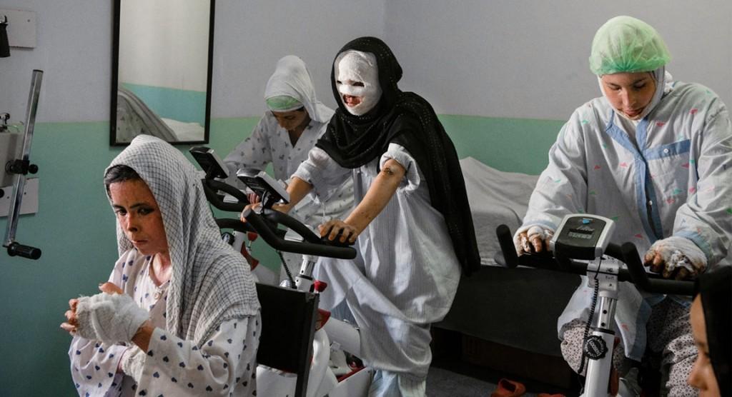 mujeres en afganistan