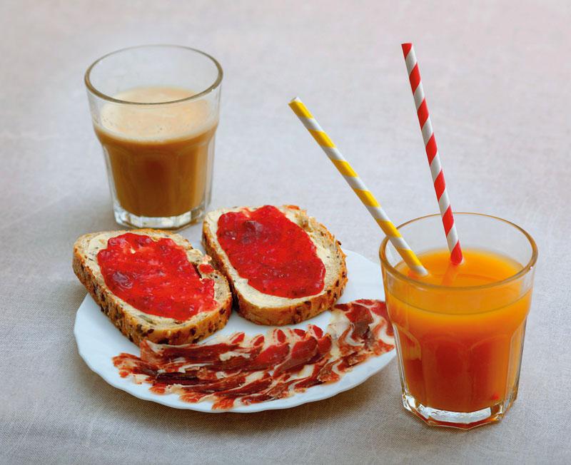 desayuno luis zahera