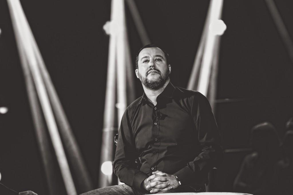 Ultraderecha en Europa italia lider Salvini