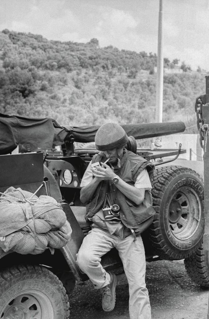 arturo perez-reverte reportero de guerra (1)