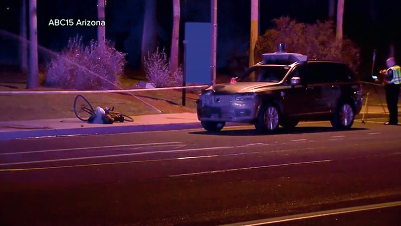 coches autonomos accidentes muerte