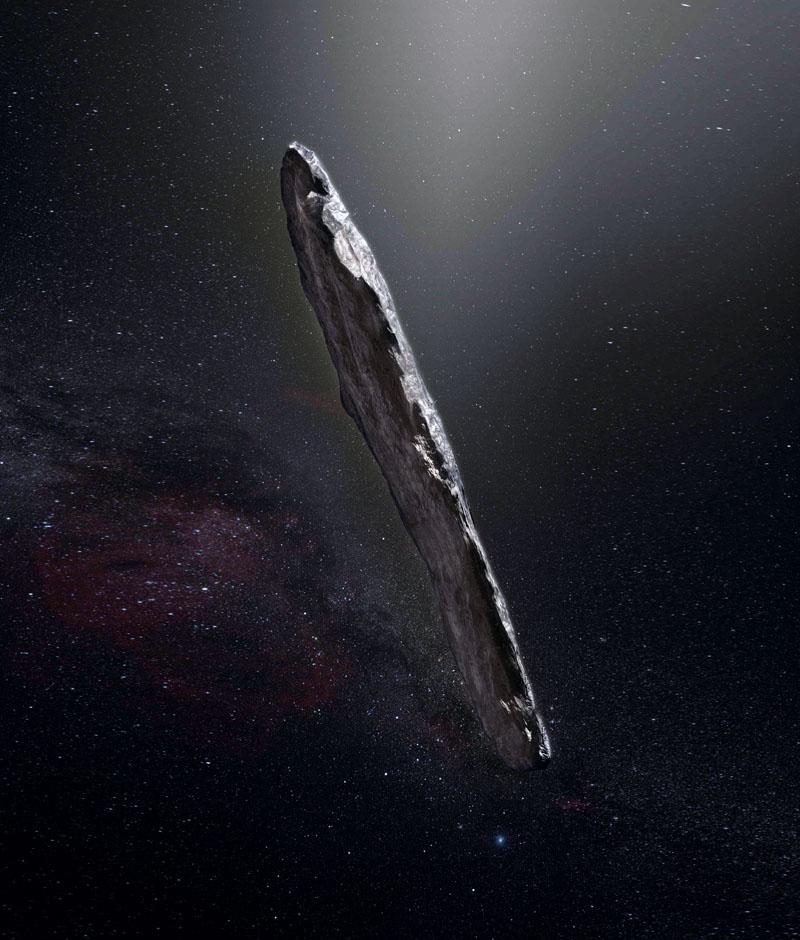 enigma de oumuamua avi loeb
