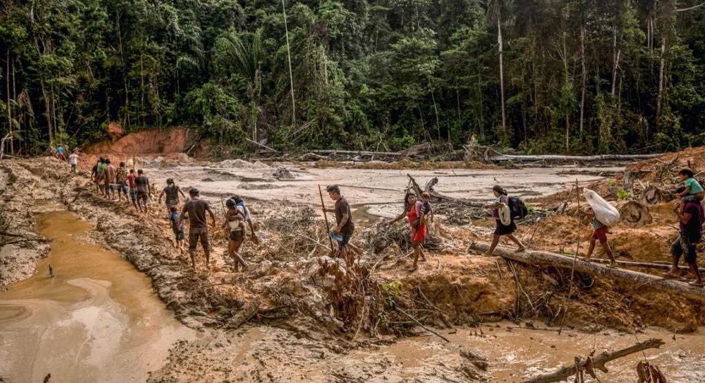 tribus amazonas, bolsonaro