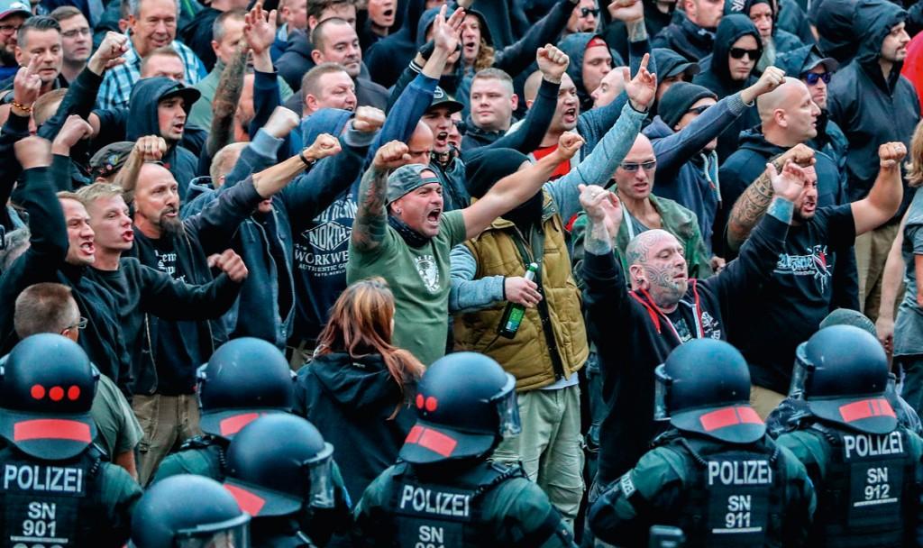Ultraderecha en Europa Alemania