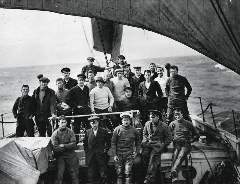 barco expedicion endurance ernest shackleton